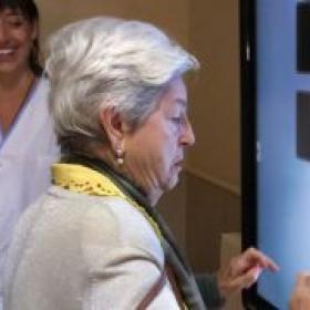 A les residències geriàtriques de l'IRSJG, estem connectats