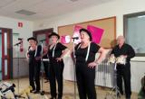 Música per celebrar el Dia Internacional de la Gent Gran, amb el Casal de Gent Gran de Torelló