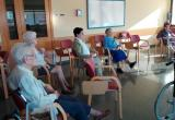 Envejecimiento activo por el Día Internacional de los Mayores, en la Residencia Santa María del Tura