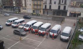 La Creu Roja aplaudeix els treballadors de la Residència Santa Maria del Tura